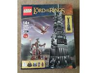 Lego Lord of Rings 10237 set - unopened