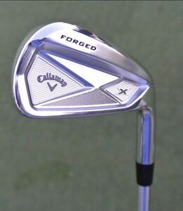 Right handed callaway x forged 2013 irons 3-pw new shafts/grips