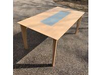 Designer Extendable Danish Dining Table