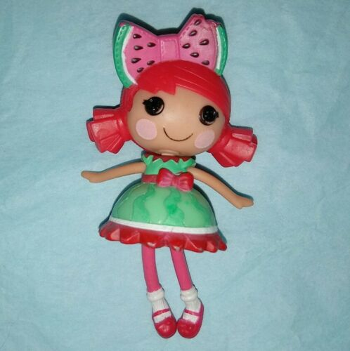 Fruit Series Watermelon Mini Lalaloopsy Doll Water Mellie - $5.50