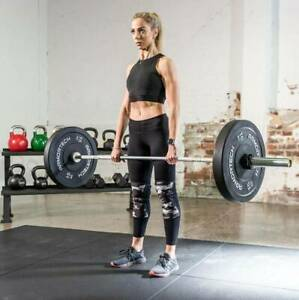 Armortech 15kg Women's Power Bar - 1000LB Rating