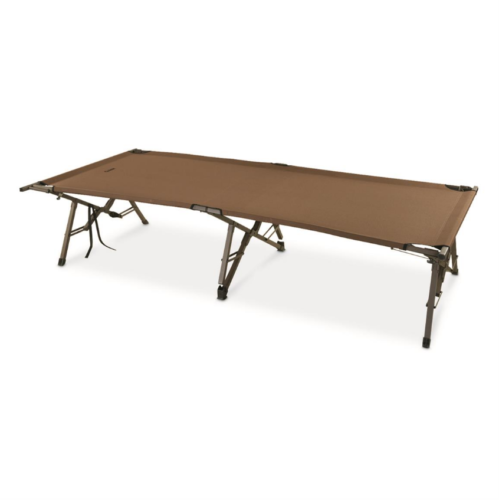 Polyester Steel Oversized Magnum Cot Outdoor Indoor Camping