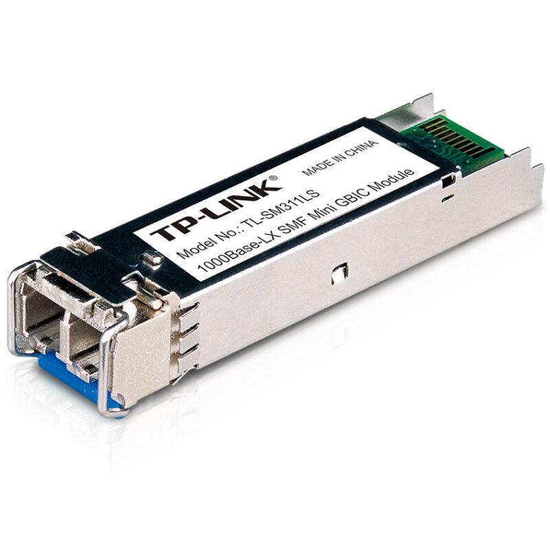 TP-Link TL-SM311LS Gigabit SFP Port MiniGBIC Module Transceiver Single-Mode LC