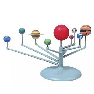 Solar System Planetarium Model Kit Astronomy Science Project DIY Kids Gift ZY