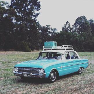Cool cruiser! 1962 XL Sedan