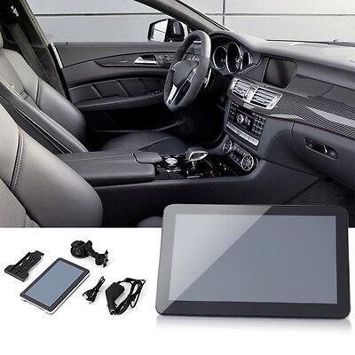"7"" HD 4G Car Navigation GPS Navigator Sat Nav Map Audio Music Video FM US F5"