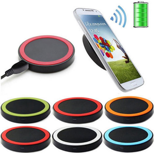 Universal Qi Wireless Battery Charging Power Charger Pad For Smart Phone IF