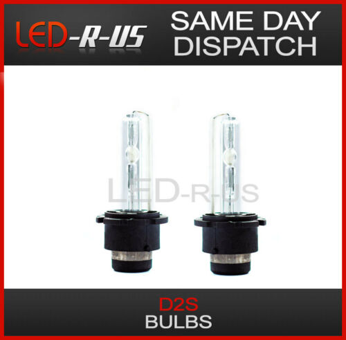 D2S HID Factory Xenon Replacement Headlight Bulbs 4300K 6000K 8000K 10000K 35W