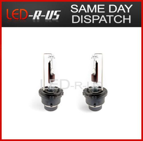 D2R 35W HID Xenon Headlight Replacement Lamps Bulbs 4300K 6000K 8000K 10000K 35W