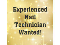 EXPERIENCED NAIL TECHNICIAN WANTED FOR POSH CLINIC