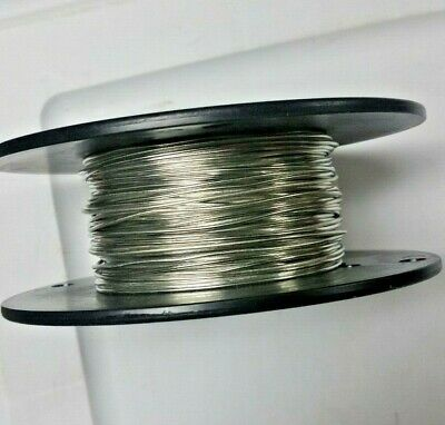 16 Awg Tinned Copper Buss Wire Mil-spec A-a-59551 10 Ft