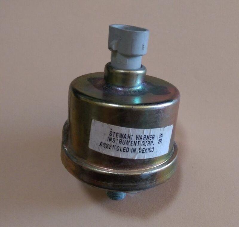 *NEW* Stewart Warner Coolant Level Switch Sensor Model: 9912 12V 412 M