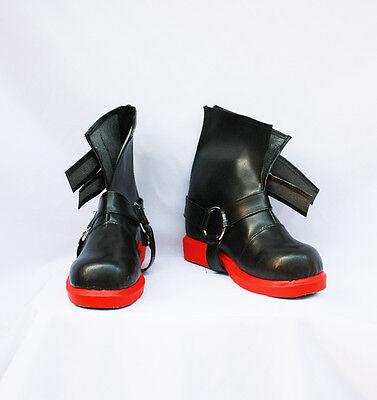 Fullmetal Alchemist Edward Elric Cosplay Shoes Schuhe scarpa Kostüm (Fullmetal Alchemist Edward Kostüm)