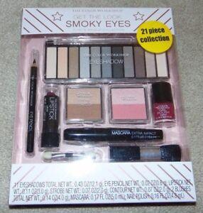 ~NEW 21 PC THE COLOR WORKSHOP Smokey Eye Makeup Set! Nice FS:)~