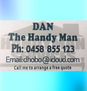 Dan The Handy Man Langwarrin Frankston Area Preview