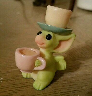 Whimsical World Of Pocket Dragons. Tea For Two. MIB