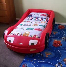 Little Tykes Roadster Bed
