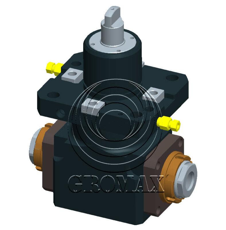 Radial Double End Holder/ Mori Seiki Nl1500/2000/2500/3000 E1500-ta-t32216-32