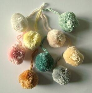 Pom-Pom-key-tassel-3cm-ball-size-plus-cord-choice-of-9-colours