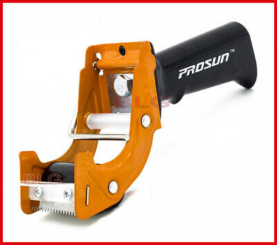 Prosun 2 Inch Tape Dispenser Gun Packing Packaging Sealing Cutter Shipping Tool