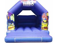 Bouncy castle,soft play,inflatables slides,disco domes and nightclub hire.
