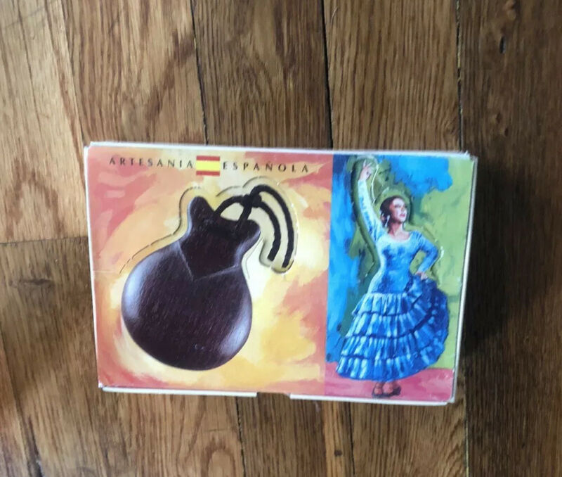 New & Unused Jana Professional Spanish Castanets 104 6