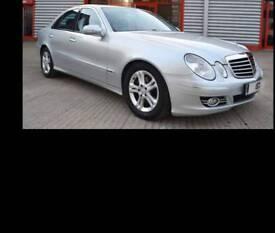 Mercedes E class 2.1 silver