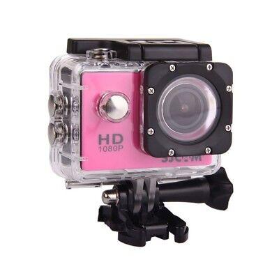 Mini Full HD 1080P Waterproof  Camera Sport Action Camera DV Camcorder (Best Waterproof Sports Camera)