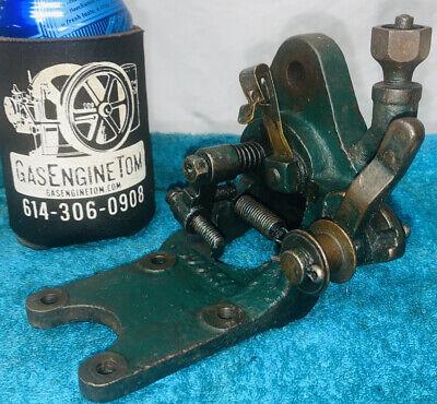 303k11 Webster Magneto Igniter Bracket Field Brundage Hit Miss Gas Engine Mag
