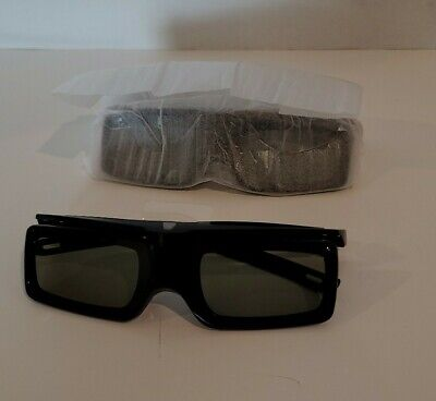SONY TDG-BT400A Active 3-D Glasses | 2 Pair | New without box