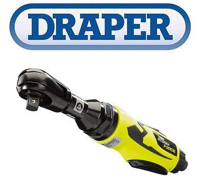 "DRAPER 1/2"" Sq Dr Reversible Air Ratchet Wrench For Compressor 1/4"" BSP 65034"