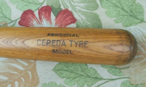 Franklin Long Ball Personal Cepeda Type Model Baseball Bat 35""