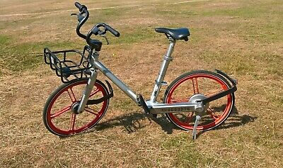USED Adult No Maintenance Puncture Proof Mobike Bicycle Cycle Bike