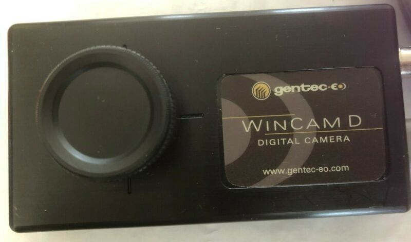 DataRay WinCamD Laser Beam Profiler / Profiling Camera TaperCamD