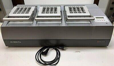 Tecan Hs 4800 Pro Extension Unit Hybridization System Station Microarray 120v
