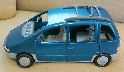 Rare 2000 Fisher Price Loving Family Dollhouse Mini Van w/ talking music sounds