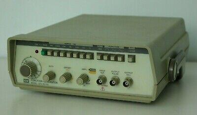 Gw Instek Gfg-8015g Analog Function Generator Goodwill Instruments 8015