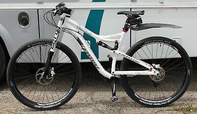 2d42d7339e5 Cannondale Scalpel-Si Aluminum 3 Full Suspension 29 Mountain Bike Size LARGE
