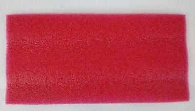 Lot Of 30 Anti Static Esd Polyethylene Pink Foam Sheets 14 X 6.7 X 0.25