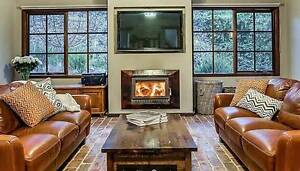 Coonara Heatcharm Classic Series 6 Wood Burning Heater Zero Clear Tremont Yarra Ranges Preview