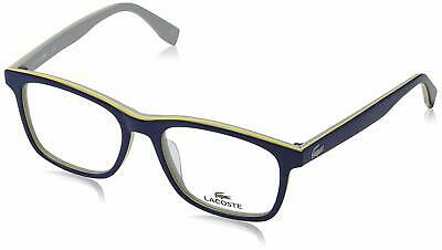 NEW AND AUTHENTIC Lacoste L2786 467 Light Blue 52mm Eyeglasses Rx 2786