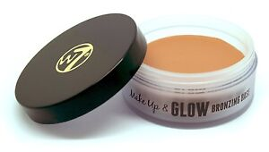 W7 Make Up And Glow Bronzing Base 35g