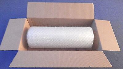 (1,00 €/m²) Luftpolsterfolie 50 cm breit 8 Meter lang Knallfolie 40 mµ 2 Lagig