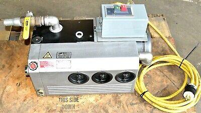 Gardner Denver V-vc 50 21 Vacuum Rotary Vane Pump 2hp 3ph 480v