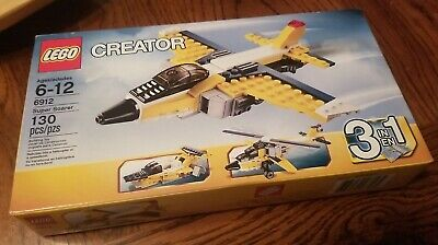NIB Collectible LEGO Creator 3 in 1: Super Soarer (6912) - BRAND NEW SEALED New!