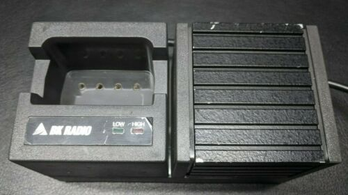 Bendix King BK RADIO LAA 0325 12VDC Rapid Battery Charger Charging Cradle