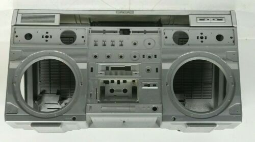 Conion C-100F (Shell Case) Vintage 80s Boombox Made In Korea