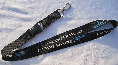 Powerade Schlüsselband Lanyard NEU (T141)