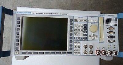 Rohde Schwarz Rs Cmu200 Universal Radio Communication Tester