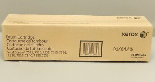 Xerox 013R00662 Drum Cartridge WorkCentre 7525 Genuine New Sealed Box